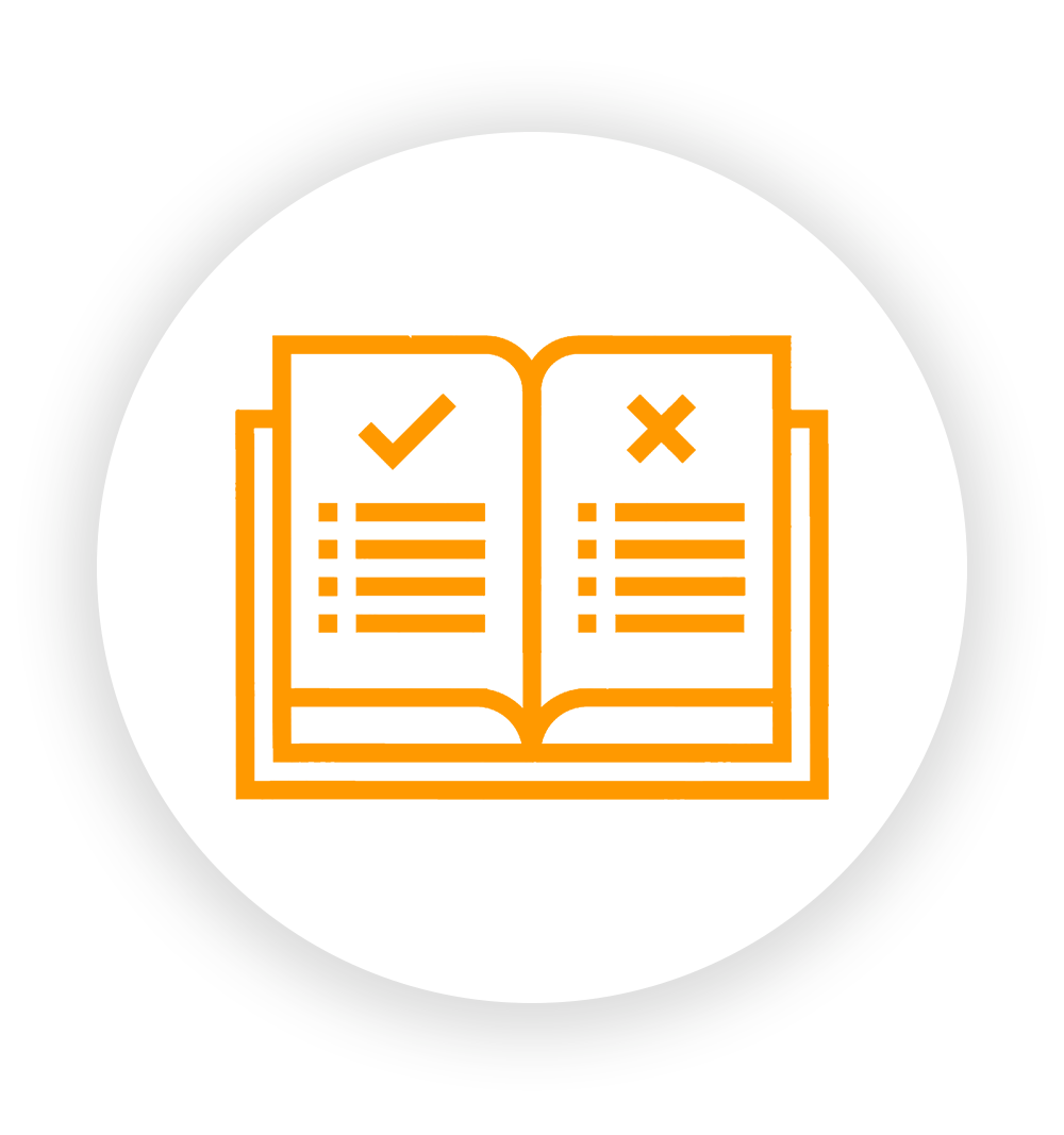 Application Guidelines Icon