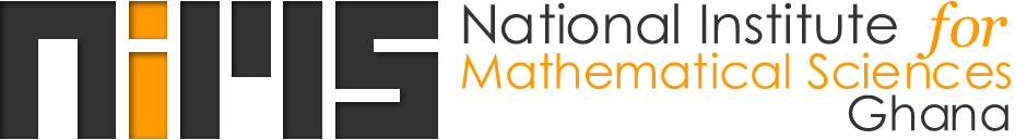 National Institute for Mathematical Science Ghana Logo ( NIMS )